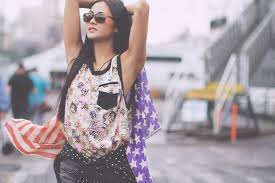 Girlwithflag